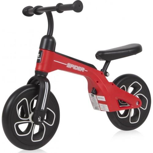 Ποδηλατάκι Ισορροπίας Spider Red Lorelli 10050450004