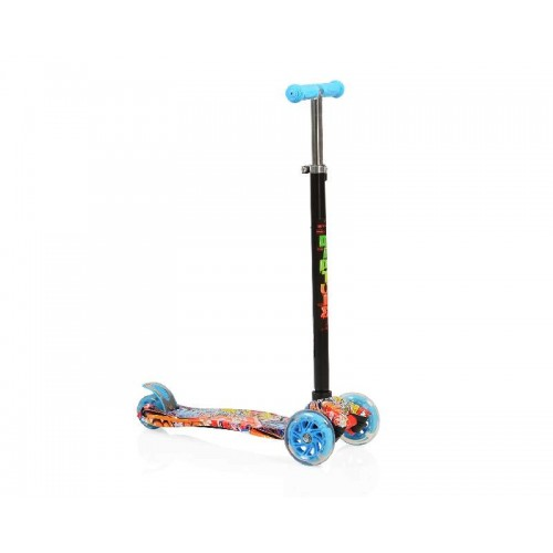 Byox Scooter Rapture Blue, SC-3800146255435