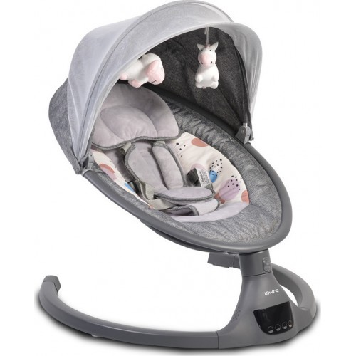 Cangaroo iSwing Light Gray , 3800146248116