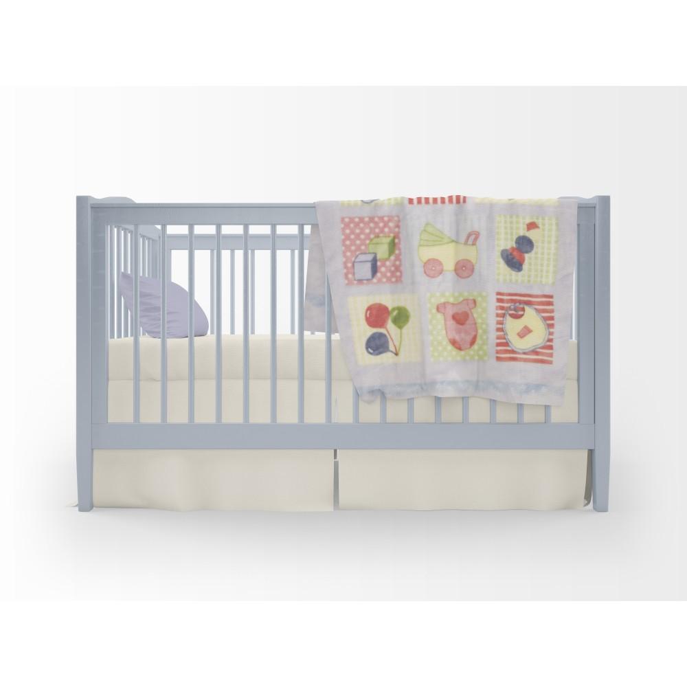 Παιδική Κουβέρτα 110Χ140, Γαλάζιο, Blanket-051
